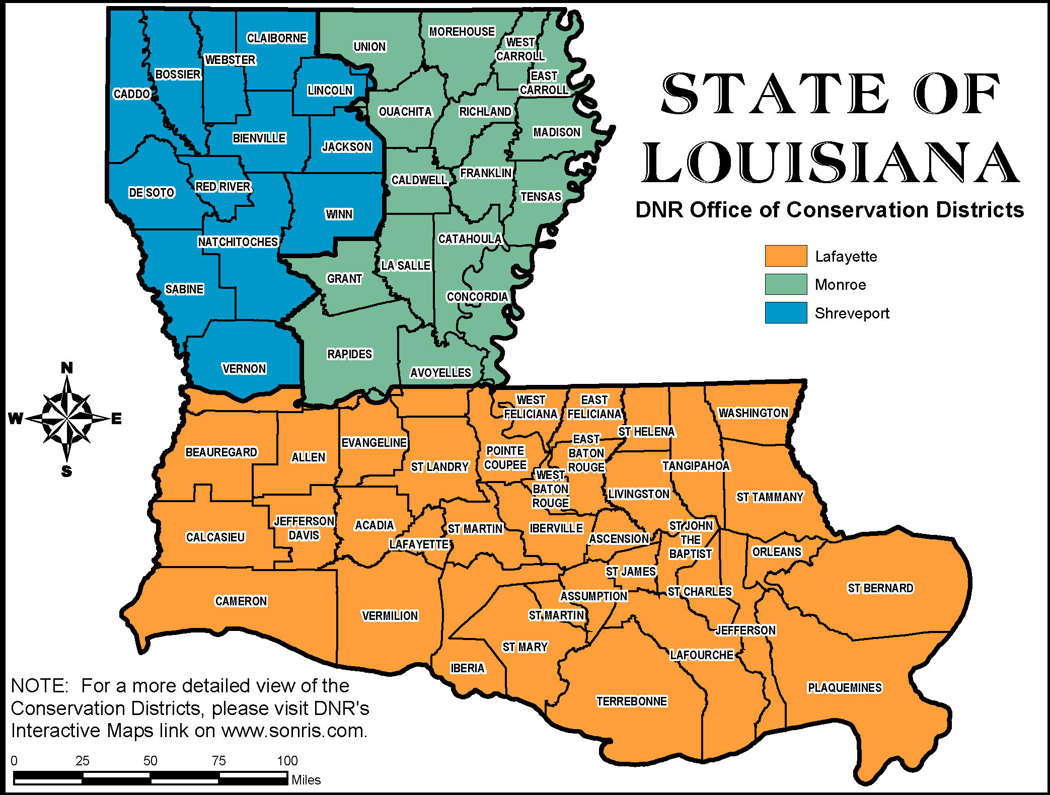 Louisiana Department Of Natural Resources Office Of Conservation