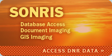 SONRIS - Access DNR Data